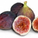 Figs and plums in digestion service