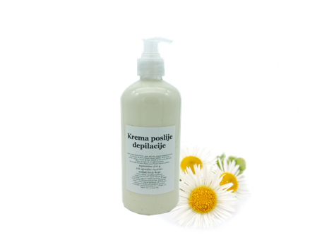 Krema poslije depilacije 500 mL - KOZMETIČKI SALONIDepilacijaBEAUTY SALON AND SPADepilatory (hair removal) products cijena, prodaja, Hrvatska
