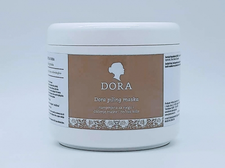 Dora piling maska 500 ml - KOZMETIČKI SALONIPreparati za kozmetičke tretmaneBEAUTY SALON AND SPAProducts for professional treatments cijena, prodaja, Hrvatska
