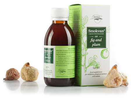 Owing to its mild laxative action, Fig and plum syrup is especially recommended to children, pregnant women and older persons.
